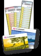 Strippenkaart OV-chipkaart