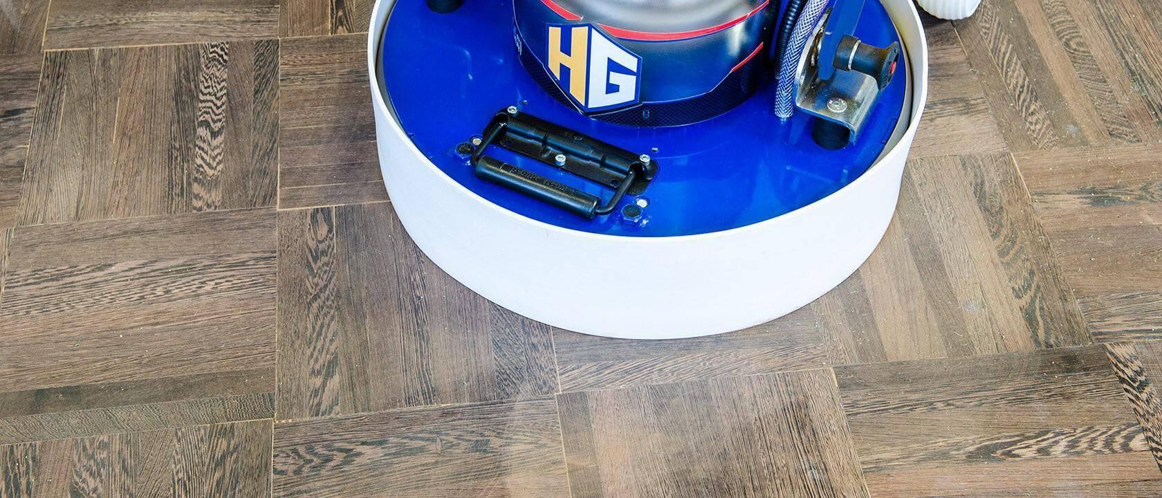 Floor polisher - HYPER ORBIT - Floor grinder
