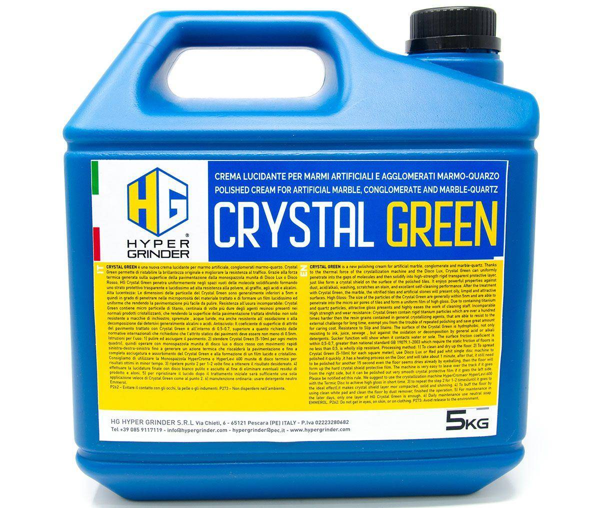CRYSTALGREEN 1245