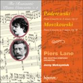 CDA66452 - Moszkowski & Paderewski: Piano Concertos