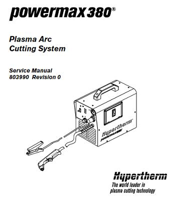 Hypertherm Powermax 105 Wiring Diagram : 38 Wiring Diagram