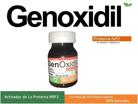 Genoxidil-Nrf2