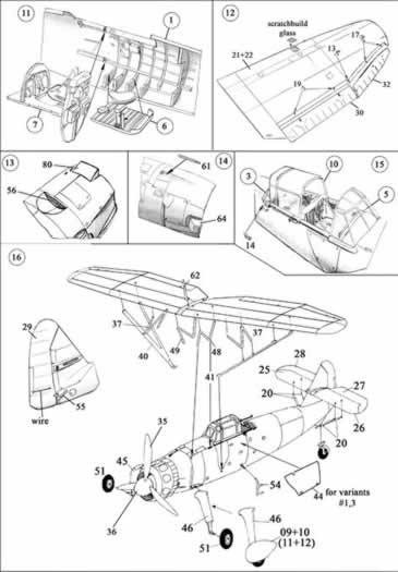 Henschel Hs 126 Preview by Brett Green (Vector 1/48)