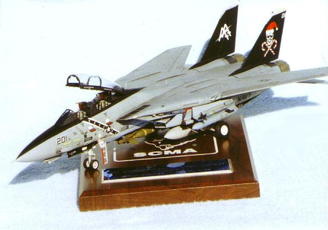 F14B Bombcat by Creighton L Henthorn Jr Hasegawa 148