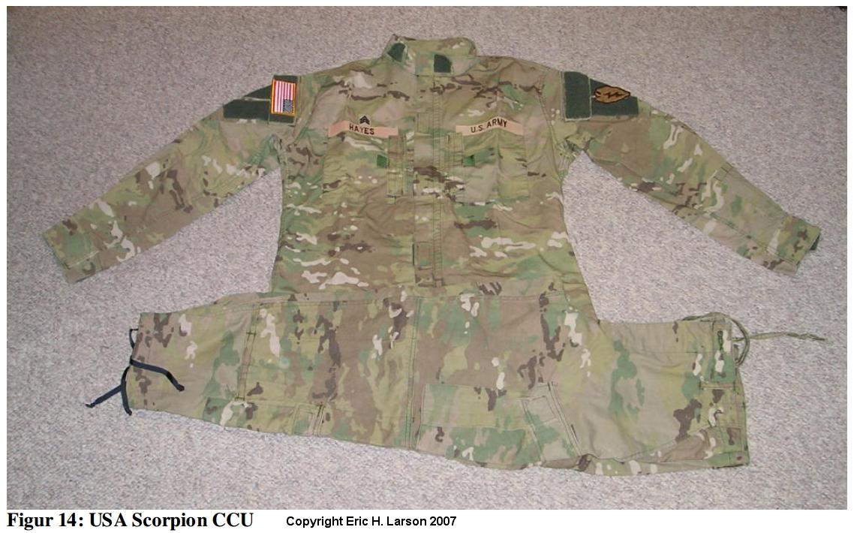 u s army scorpion