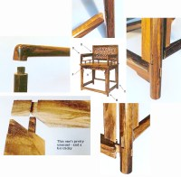 Chinese Joinery 2 - Chair Joinery