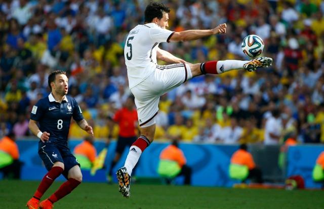 hummels coupe du monde 2014