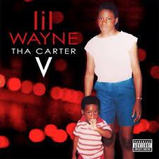 La pochette Tha Carter V