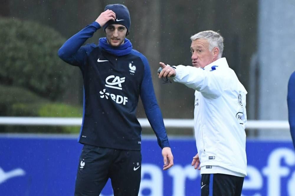 Equipe de France : Fekir évoque le cas Rabiot