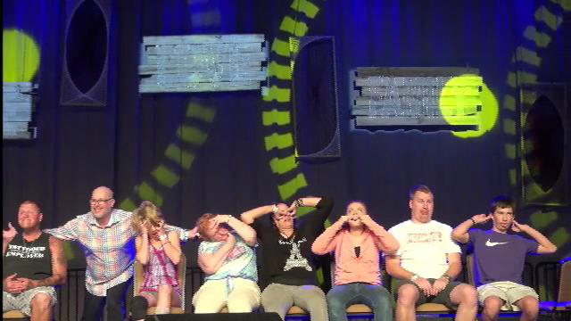 Ever Wanted to Become A Stage Hypnotist?