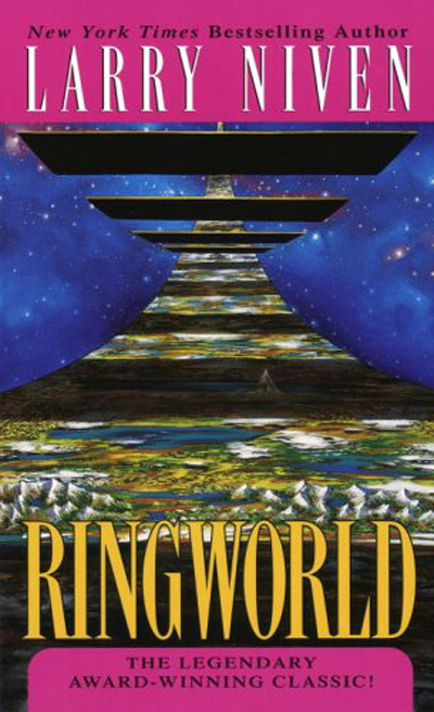Ringworld New Cover