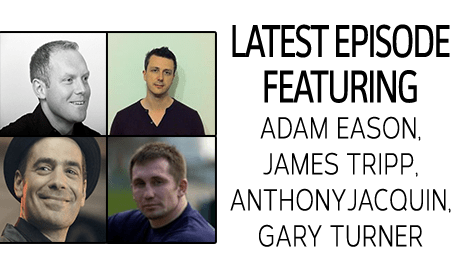 James Tripp, Anthony Jacquin and Gary Turner