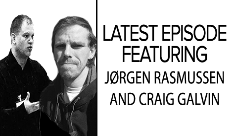Jørgen Rasmussen and Craig Galvin