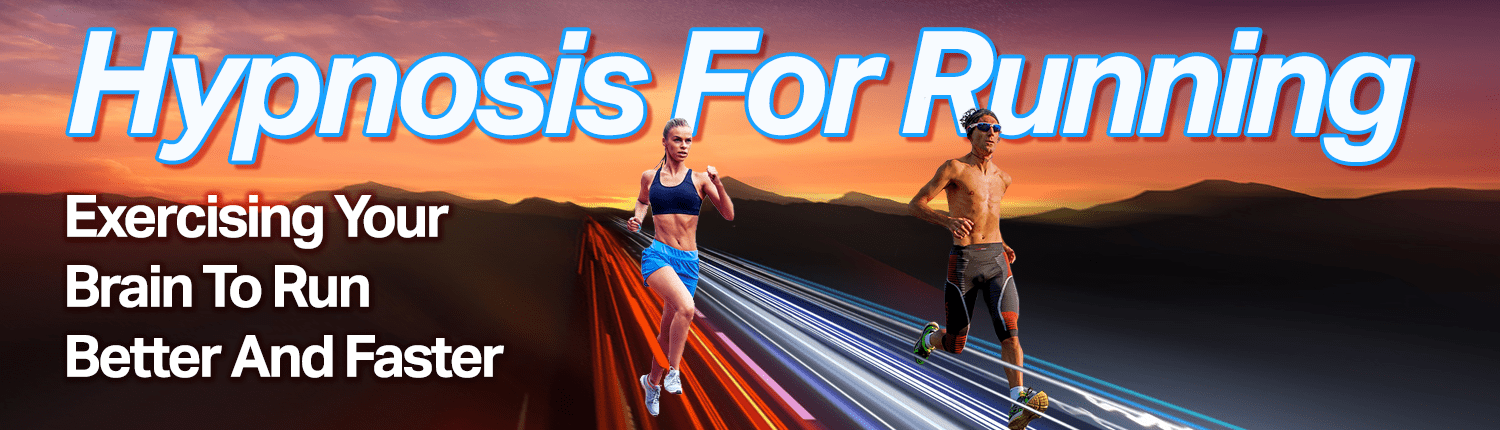 Hypnosis helps with running motivation and endurance…