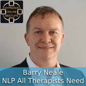 Barry Neale Hypnotist