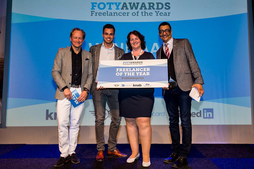 Winnaar publieksprijs FOTY Awards