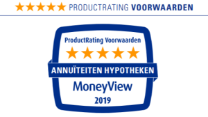 Top 3 Productrating annuïteitenhypotheek