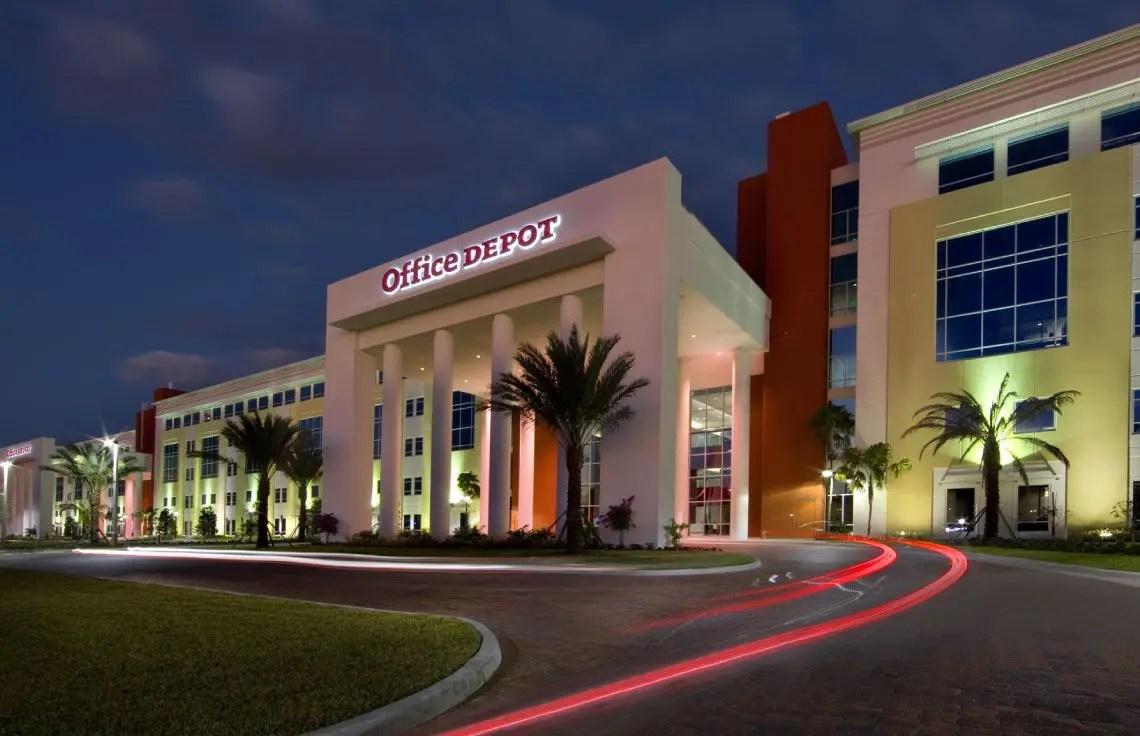 Office Depot World HeadquartersLEED GOLD Certified Project