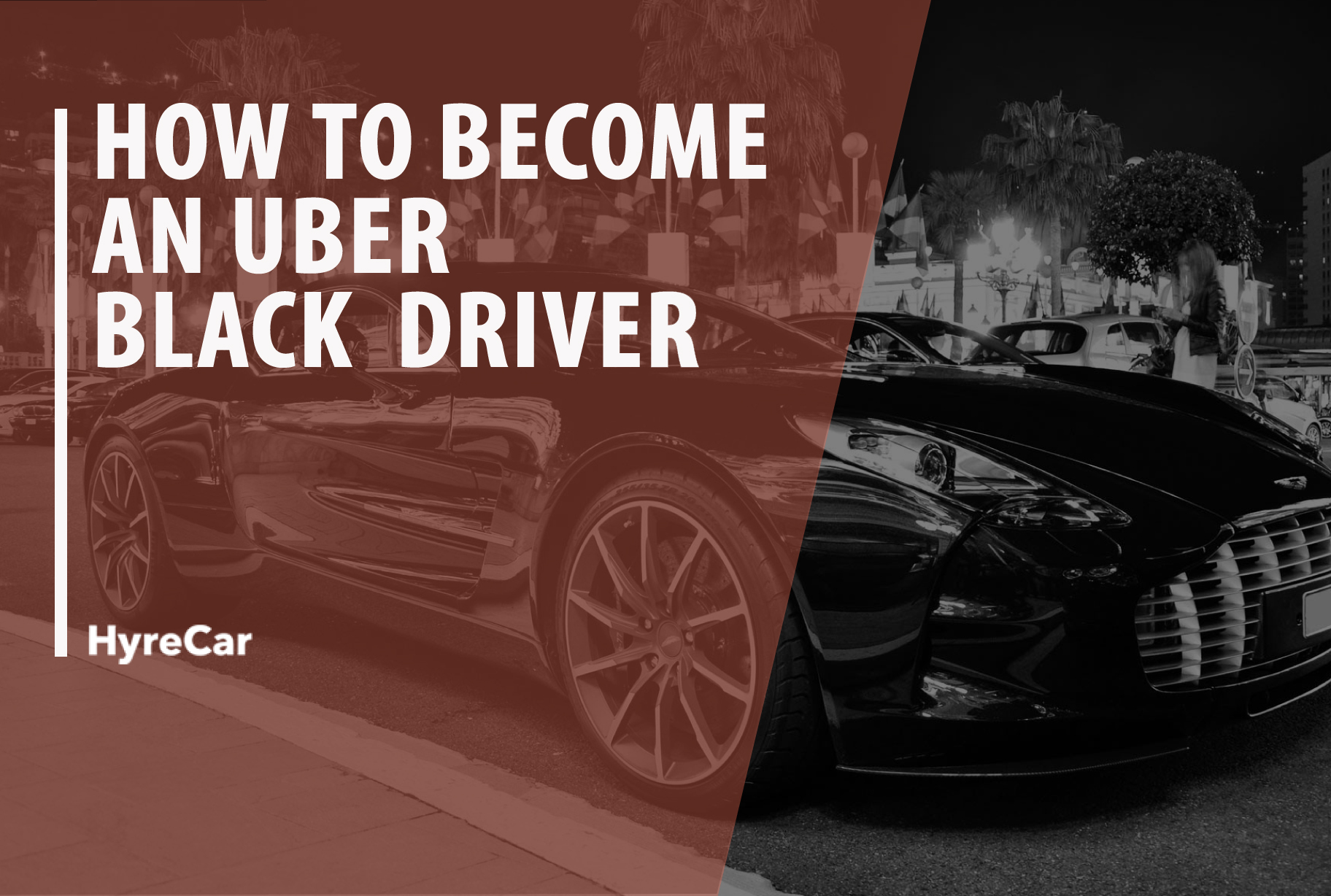 How To Become An Uber Black Driver Driver Requirements