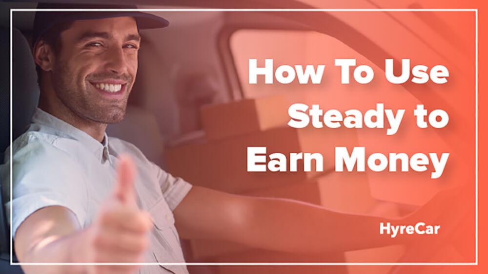 Earn Money through Steady app