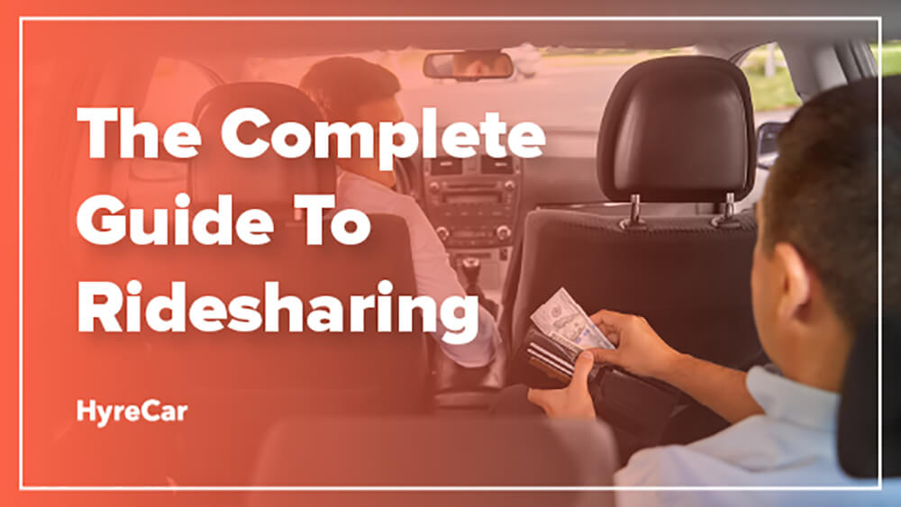 complete guide to ridesharing
