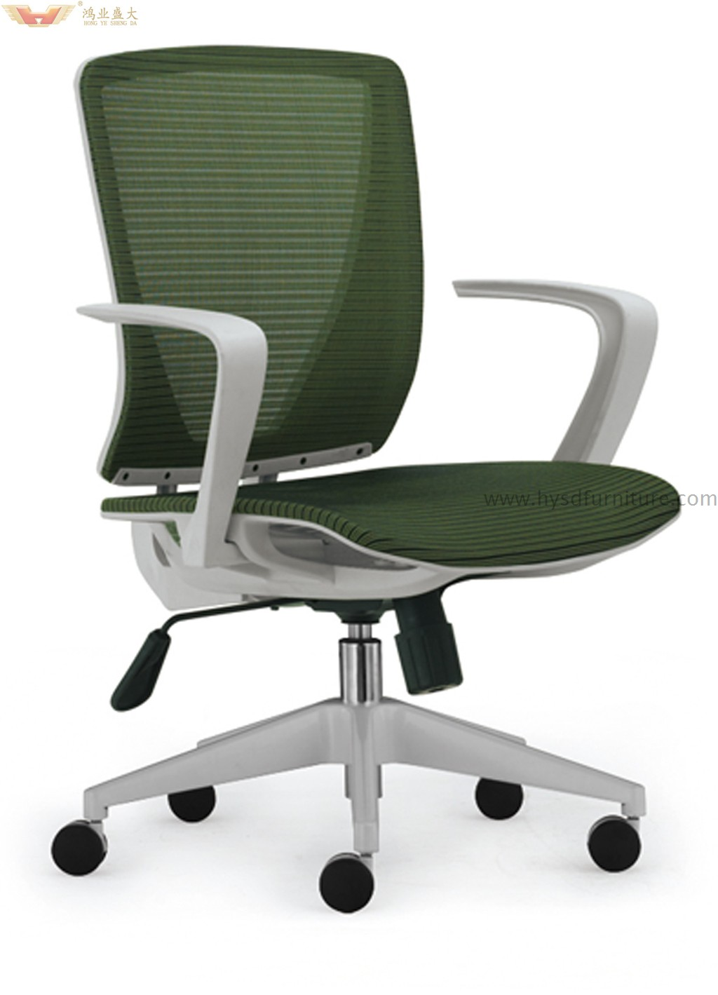 executive revolving chair specifications bath chairs for adults walmart modern fabric draft office meeting swivel visitor hy mesh with armrest