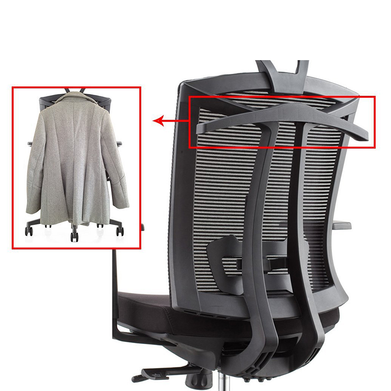 leather office chairs without arms arm chair covers for recliners ergonomic mesh high back computer with pu headrest padded adjustable arms(hy-6205a ...