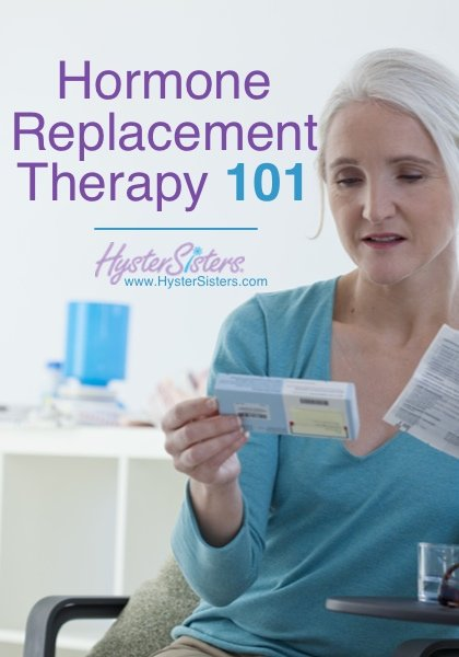 Hormone Replacement Therapy (HRT)   Hysterectomy Forum