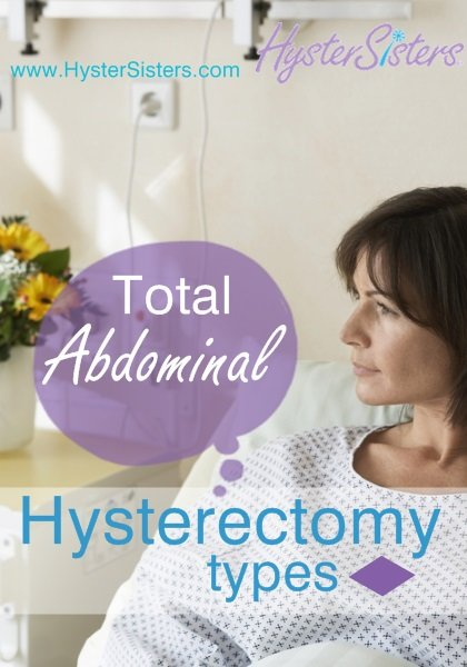 Hysterectomy Types  Total Abdominal  Surgery Options and