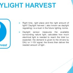 Led Dimming Wiring Diagram Electrical Definition [hc407vds With Hrc-01] - Flush Mounting Installation Daylight Harvest Hytronik