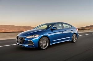 2017 Hyundai Elantra Trim Levels