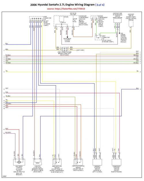 small resolution of santafe 2 7 engine 3 of 4 jpg