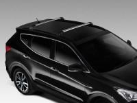 Santa Fe - Whispbar Quiet Roof Racks | Hyundai Australia