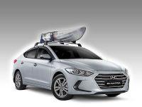 Hyundai Elantra Roof Rack