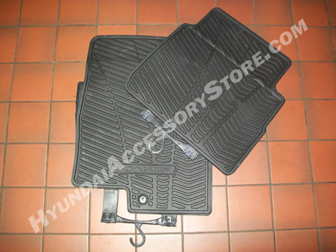 201114 Hyundai Sonata All Weather Mats