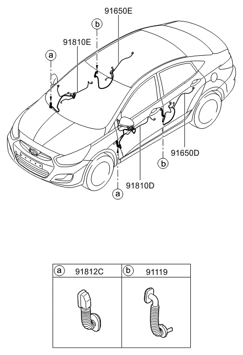 [DIAGRAM] Hyundai Accent Wiring Diagram FULL Version HD