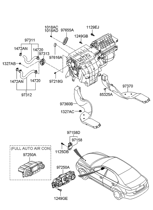 [DIAGRAM] 2002 Hyundai Sonata Engine Block Diagram FULL