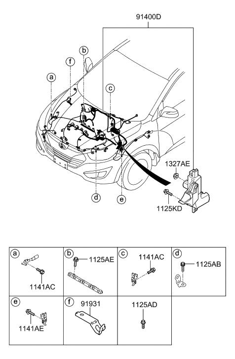 [DIAGRAM] 2018 Hyundai Tucson Wiring Diagram FULL Version