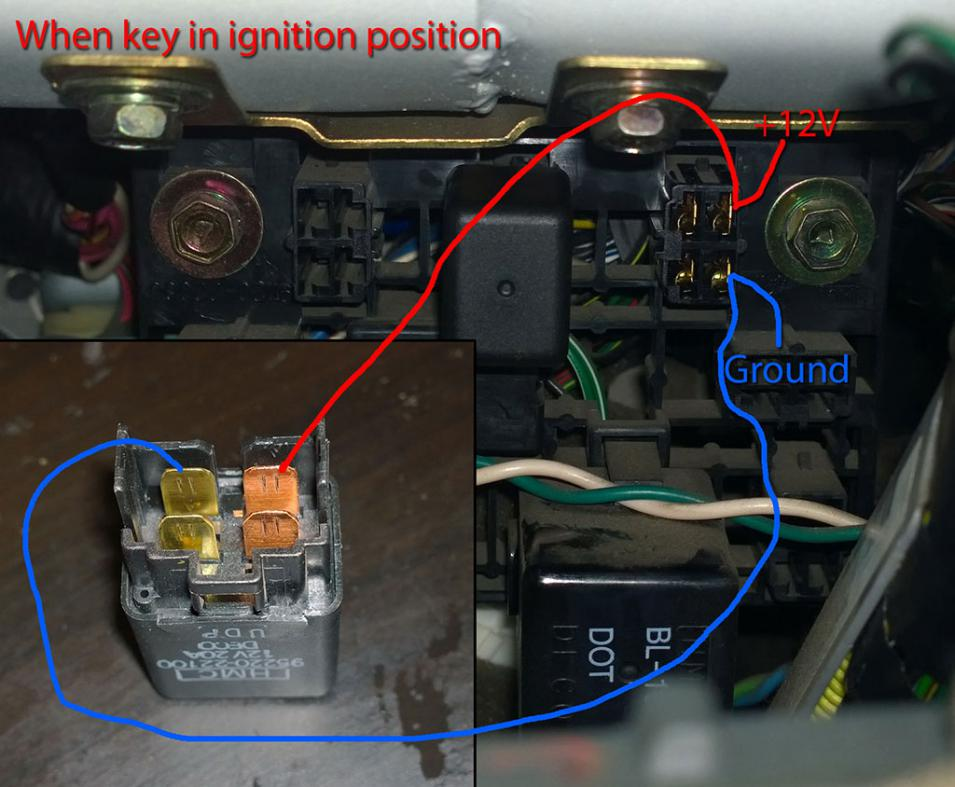 Is A Picture Of The Wiring For The Solenoid I Believe It Is Correct