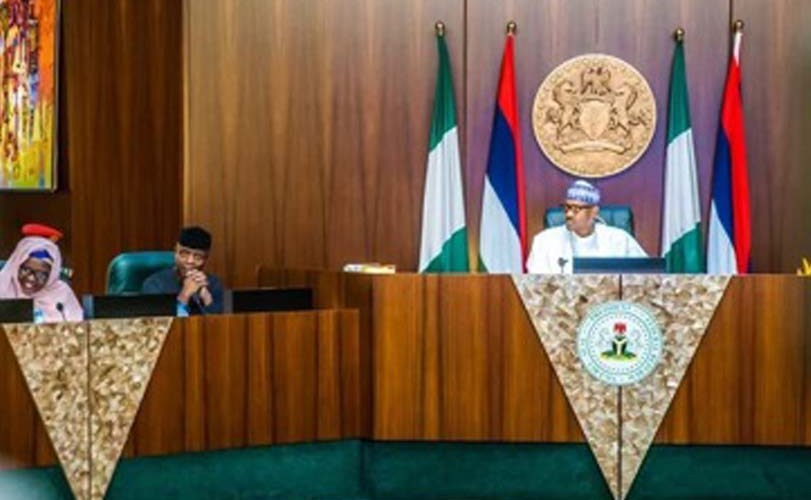 Buhari presides over first FEC meeting since return from London