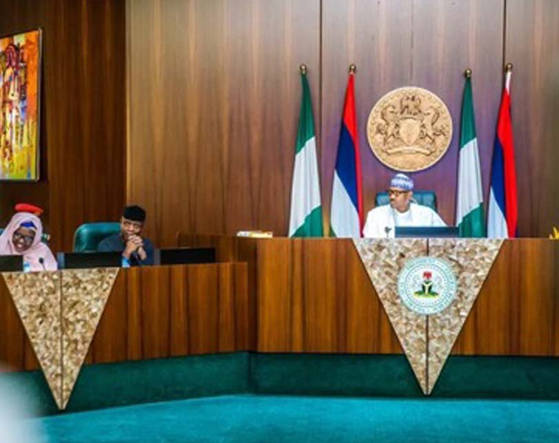 Buhari, Osinbajo, Tinubu, govs hold APC national caucus meeting