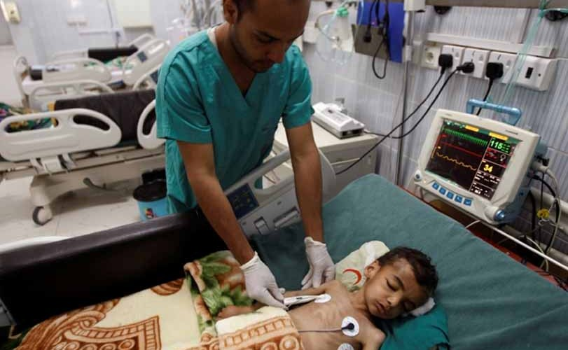 Cholera outbreak hits 500,000 mark in Yemen