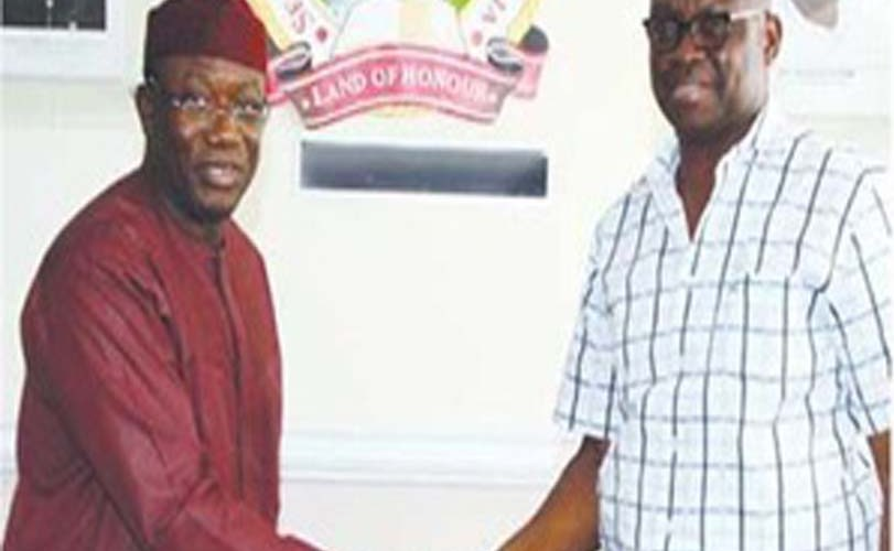 Fayemi bought 156 vehicles with verbal order; Fayose N55m Range Rover as governor-elect