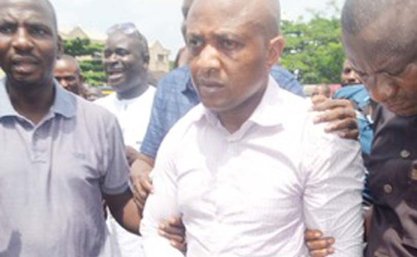 Court fails to deliver judgement on Evans' N300m suit