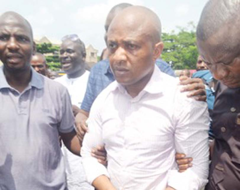 Alleged Kidnap Kingpin, Evans Loses Bid To Stop Trial