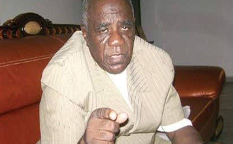 Senator Kanti Bello is dead