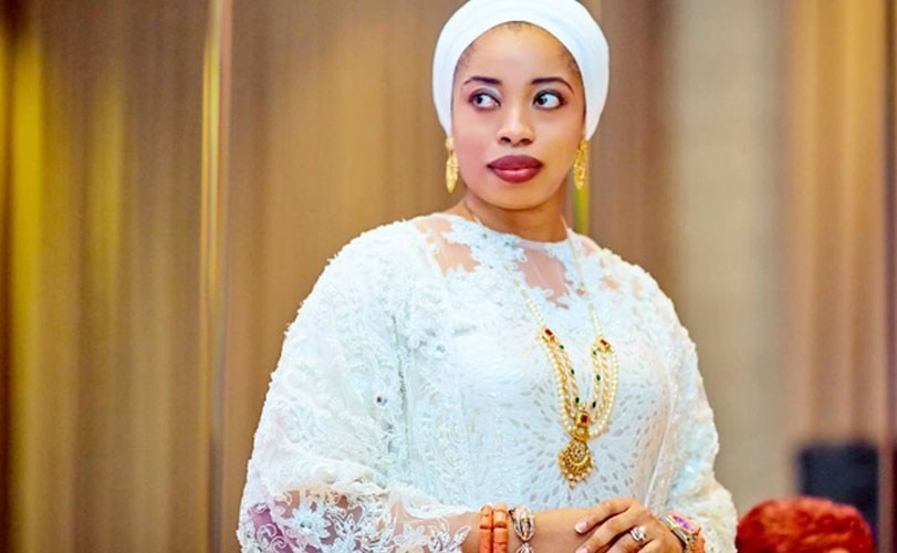 Reason why Olori packed out of Ooni of Ife's palace
