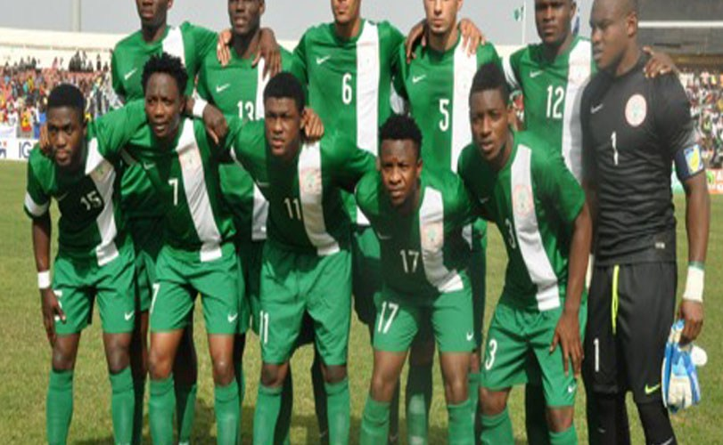 Nigeria vs. Cameroon: Full house as Super Eagles hold first training session in Uyo