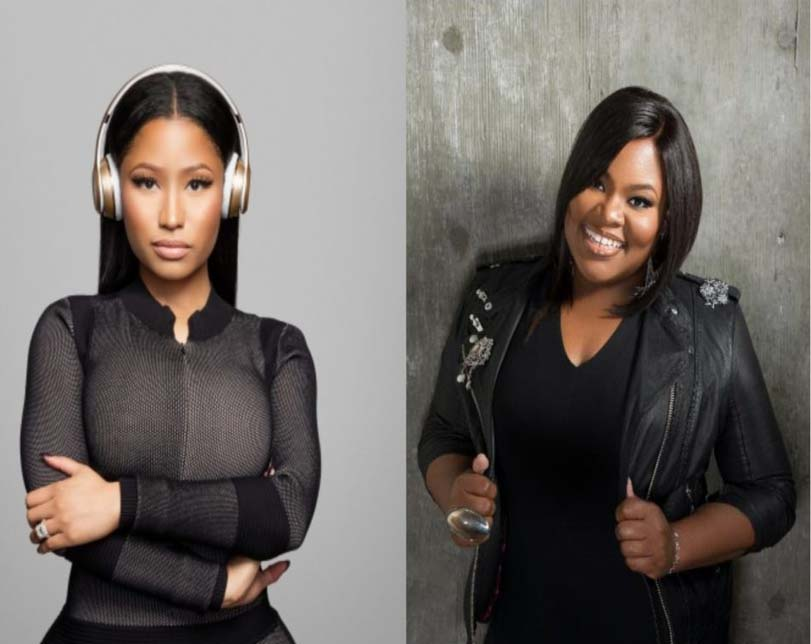 Tasha Cobbs-Leonard, singer of 'Break every chain' features Nicki Minaj