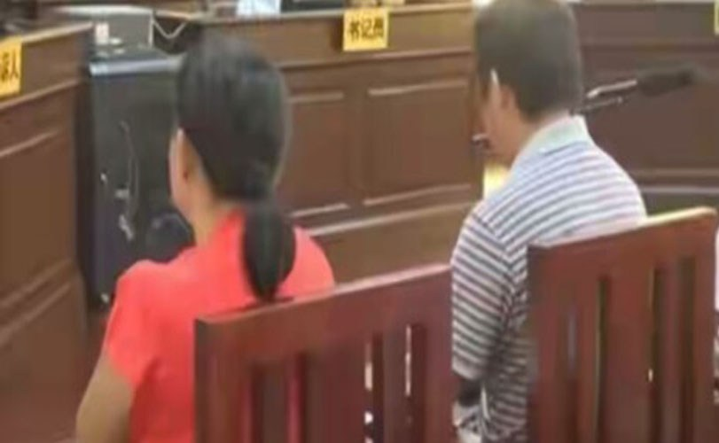 Chinese Couple with 7 daughters spent over $10k to buy a son